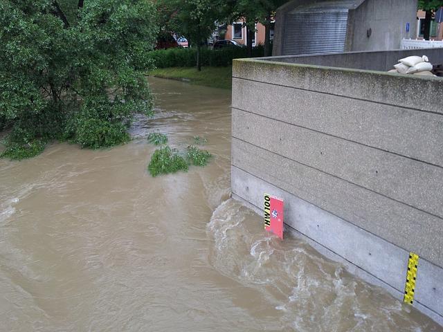business flood risk
